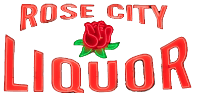 Rose City Liquor Logo